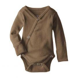 Lovedbaby Unisex Baby Organic Kimono Bodysuit